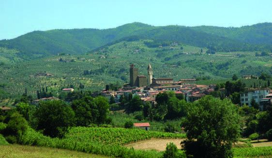 Episode 1 : le Toscan
